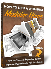 how to spot a well-built modular house